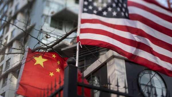 中國釋關稅善意 美LNG時隔逾一年首度向中國發貨。(圖片:AFP)