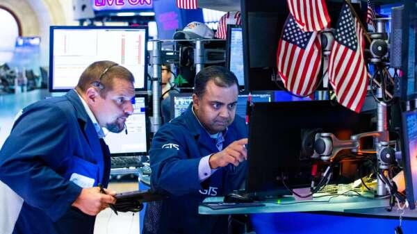 美股僅一日行情 華爾街:這是有充分理由。(圖片:AFP)