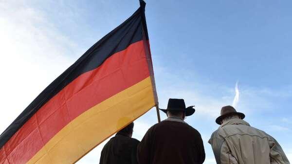 機構預期Q2德國經濟萎縮近10% 創半世紀最慘紀錄 (圖:AFP)
