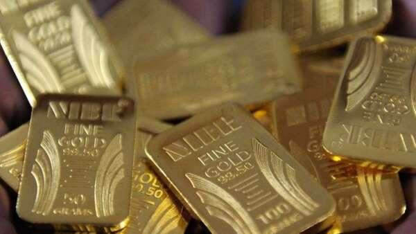 花旗認為黃金在避險情緒加持下,Q4可望衝上1700美元。(圖:AFP)