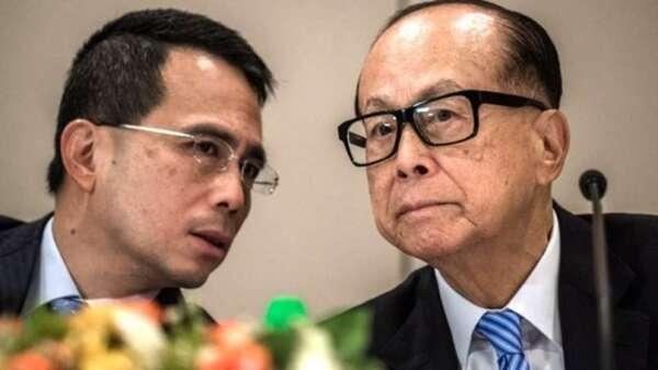 危機入市!「長和系」李澤鉅滿手現金尋併購目標  (圖片:AFP)