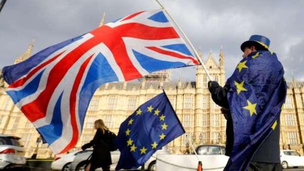 防疫開支龐大 英國央行同意必要時金援政府 (圖:AFP)