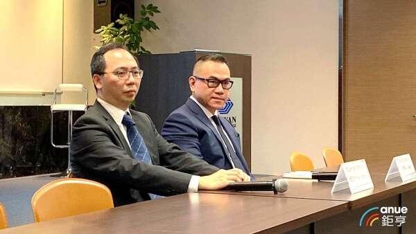 眾達董事長陳靖仁(右)、研發及銷售工程處處長趙偉州(左)。(鉅亨網資料照)