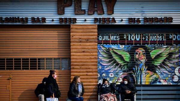 美失業人數再添660萬 勞動力流失近10%(圖片:AFP)