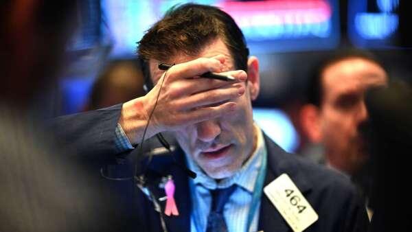 〈群益期貨〉金融又轉強,再度發出警訊,感覺又毛毛的。(圖:AFP)