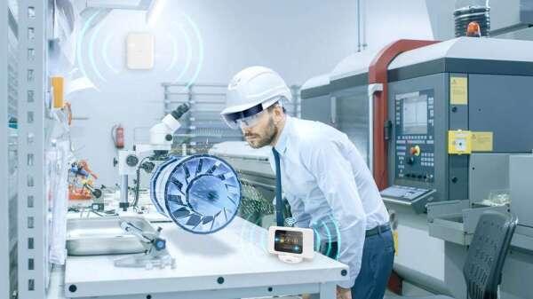 仁寶宣布攜手萊昂仕,搶攻5G垂直應用專網商機。(圖:仁寶提供)