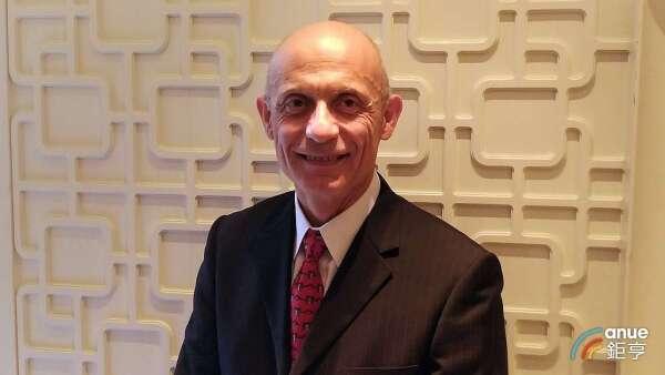智邦執行長Edgar Masri接任總經理一職。(鉅亨網資料照)