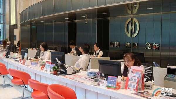 華南金第1季受銀行、證券子公司獲利衰退影響,單季意外虧損14億元。(鉅亨網資料照)