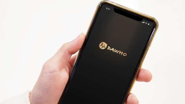 大戶DAWHO下載使用率高達99% 永豐銀力拚數位金融。(圖:永豐銀行提供)
