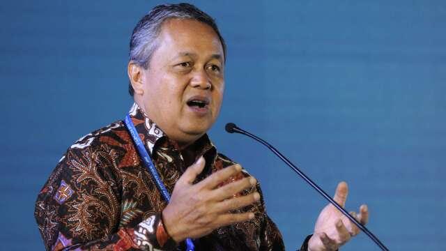為穩定匯率 印尼央行意外維持利率不變 下調經濟增長率至2.3% (圖:AFP)