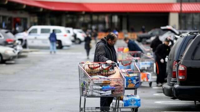 最糟情況成真?小摩估美國4月失業率突破20% (圖:AFP)