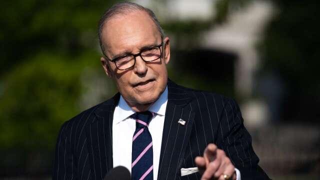 庫德洛:川普兩日內發布重要聲明 美國已準備好復工。(圖片:AFP)