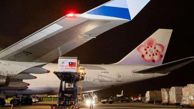 華航改名成本至少10億元 交長表態支持待社會凝聚共識。(圖:外交部提供)