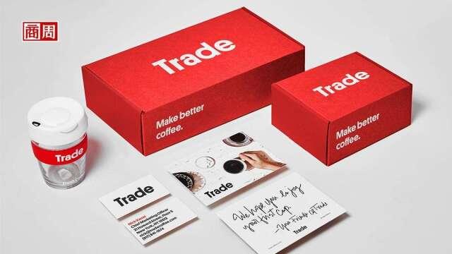 Trade Coffee販售全美各地的咖啡,透過線上測驗、咖啡配對的選物形 式,讓顧客可以接觸來自不同咖啡商的產品。(來源.取自Trade Coffee官網 )