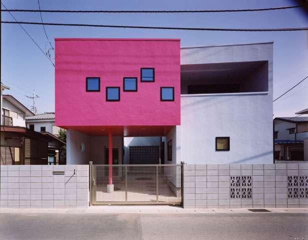 """宮津大輔自宅「夢想之屋」""""Moment Dream House"""" 設計者:Dominique Gonzalez-Foerster  Courtesy of the artist and Gallery Koyanagi, Photo Courtesy of Tokyo Opera City Art Gallery"""