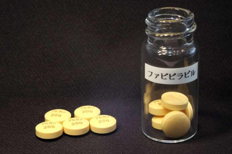 日廠增產「法匹拉韋」原料藥 產量將拉高 2 至 3 倍 (圖片:AFP)
