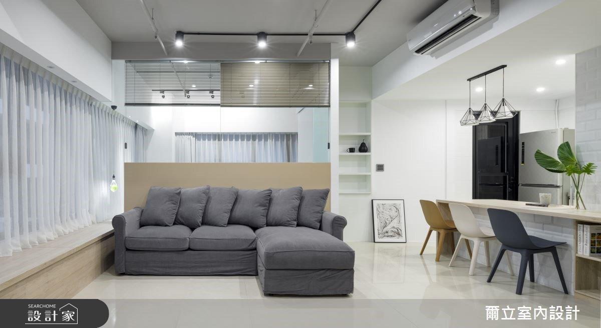 標配屋可以找設計師針對重點裝潢,來凸顯自我風格。|看更多標配屋裝潢