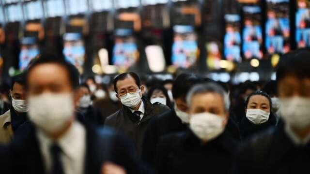 神戶大學教授:避免疫情擴大東京須封城 東奧明年應無法開賽 (圖片:AFP)