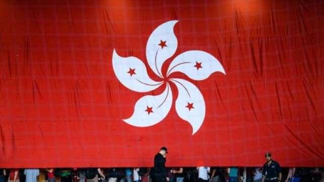 惠譽調降香港信評 預估今年GDP恐衰退5%(圖:AFP)
