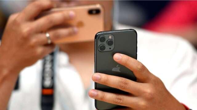 日媒:蘋果計畫一年內提高iPhone出貨量4% (圖:AFP)