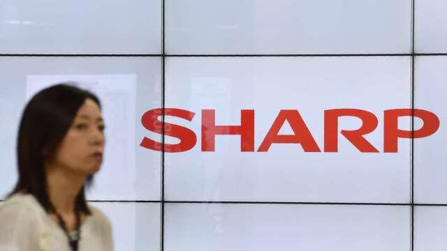 夏普在美ITC 向彩虹光電、冠捷科技、VIZIO提侵權訴訟 (圖片:AFP)