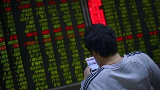 油價重挫+疫情衝擊 亞洲股市恐再下跌20%(圖:AFP)