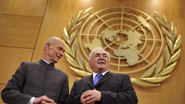 IMF:短期流動性額度需求達500億美元(圖片:AFP)