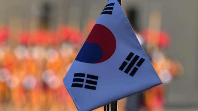 韓國首季GDP季減1.4% 年增1.3% 均優於預期(圖片:AFP)