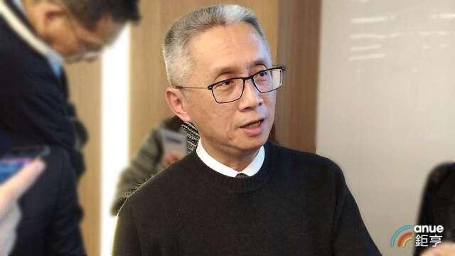 奇力新總經理暨執行長郭耀井。(鉅亨網資料照)