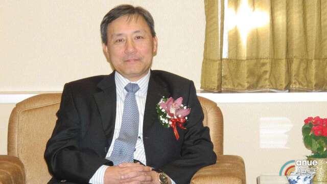 博智電子董事長張永青。(鉅亨網記者張欽發攝)