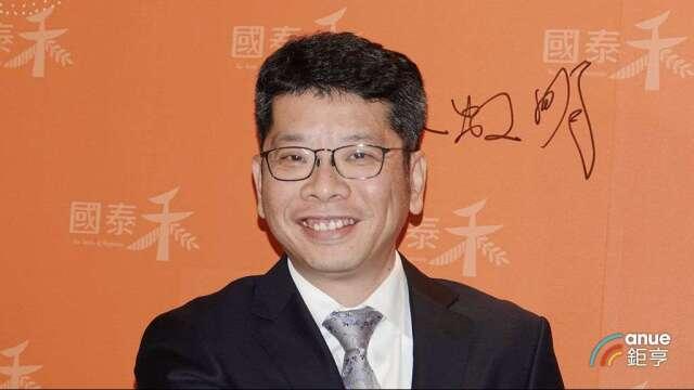 國建總經理李虹明。(鉅亨網記者張欽發攝)