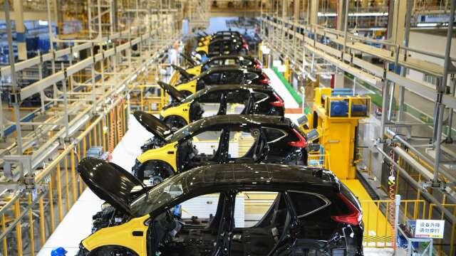 恢復生產! 北美各大車廠將於5月重啟(圖片:AFP)