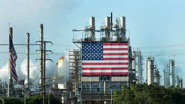 空頭大軍加碼鎖定原油ETF USO開始增加遠月期貨占比(圖:AFP)