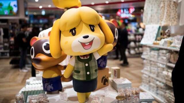 動物森友會大賣!將創日本NS遊戲銷量紀錄 (圖片:AFP)