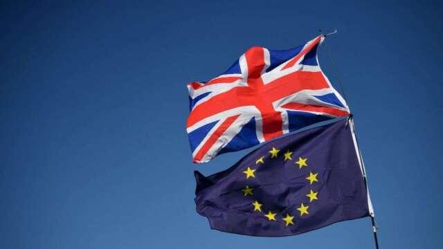 英國脫歐明年起貿易規則改變,企業應儘速檢視交易與控股模式。(圖:AFP)