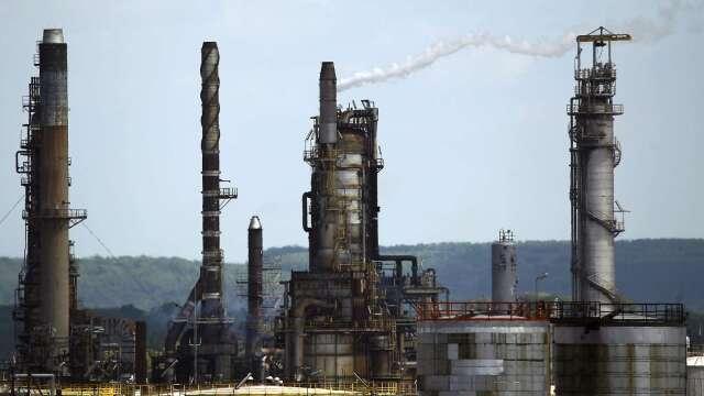 低油價危機來襲 傳美國石油巨頭已停產 (圖:AFP)