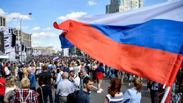 俄羅斯央行降息2碼至5.5% 創6年來最低(圖:AFP)