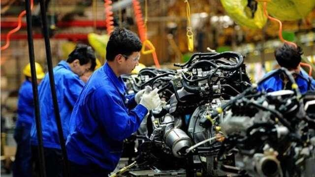 全台1.8萬人實施無薪假 五一勞動節估破2萬人大關。(圖:AFP)
