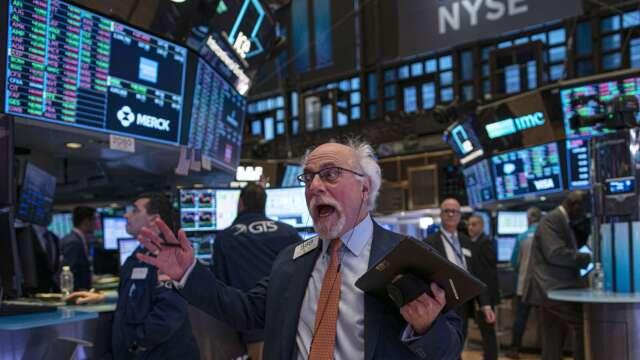 〈美股盤後〉川普簽署新刺激法案 科技股點火穩盤 道瓊週線收黑。(圖片:AFP)
