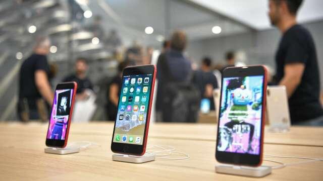 今年買氣低迷!機構報告:手機、筆電銷量年減10%不等(圖片:AFP)
