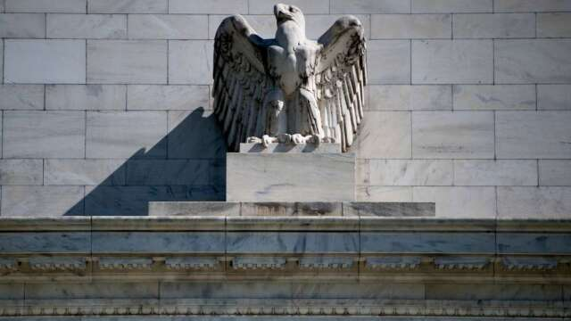 Fed決策會議下週登場。((圖:AFP)