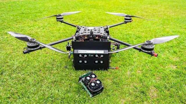 工研院的長航時無人機成功酬載重達5公斤(總起飛重量30.77公斤),滯空飛行時間達130分鐘,創下了全球無人機航時新紀。(圖:工業技術資訊月刊)