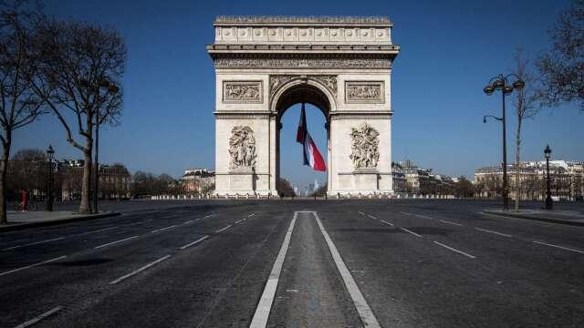 歷時55天!法國計劃「解封」 28日公布細節(圖片:AFP)