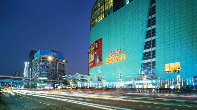 好地段不怕疫情,北市百貨商圈小宅熱銷50%。(圖/彥星提供)
