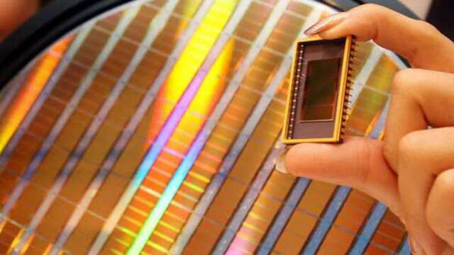 數位身分證因疫情延後換發 晶片由台積電代工。(圖:AFP)