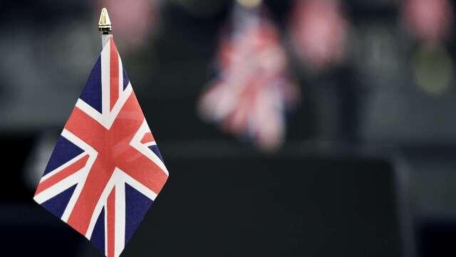 英國智庫:英國經濟將需要3年時間才能從疫情中復甦(圖片:AFP)