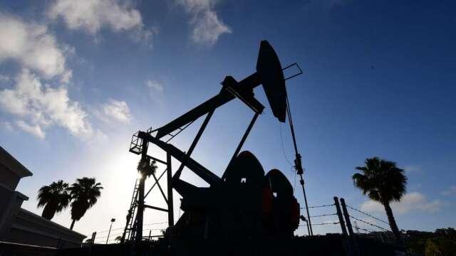 高盛:大宗商品已見拐點 但下個月仍可能再現負油價  (圖:AFP)