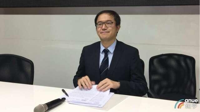 聯電財務長劉啟東。(鉅亨網資料照)