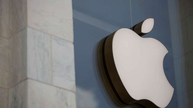 WSJ:蘋果打算將2020年旗艦iPhone量產時程延後一個月 (圖:AFP)