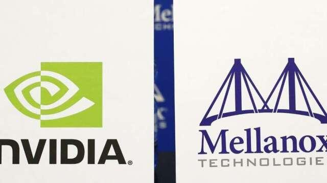 NVIDIA正式完成Mellanox收購 以強化資料中心業務(圖:AFP)